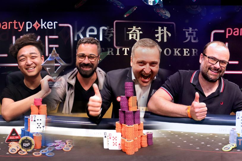 Looking back at all the winners from the partypoker LIVE Europe Millions in Rozvadov!