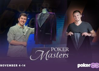 The 2019 Poker Masters schedule is out now! Play at the PokerGO Studio or watch it all unfold live on PokerGO!
