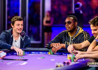 Tom Dwan and Paul Pierce squared off on Poker After Dark inside the PokerGO Studio.