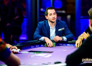Jeff Platt makes debut on Poker After Dark inside the PokerGO Studio.