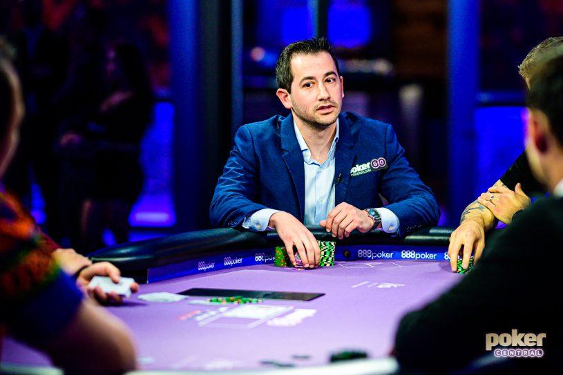 Jeff Platt makes debut on Poker After Dark inside the PokerGO Studio.