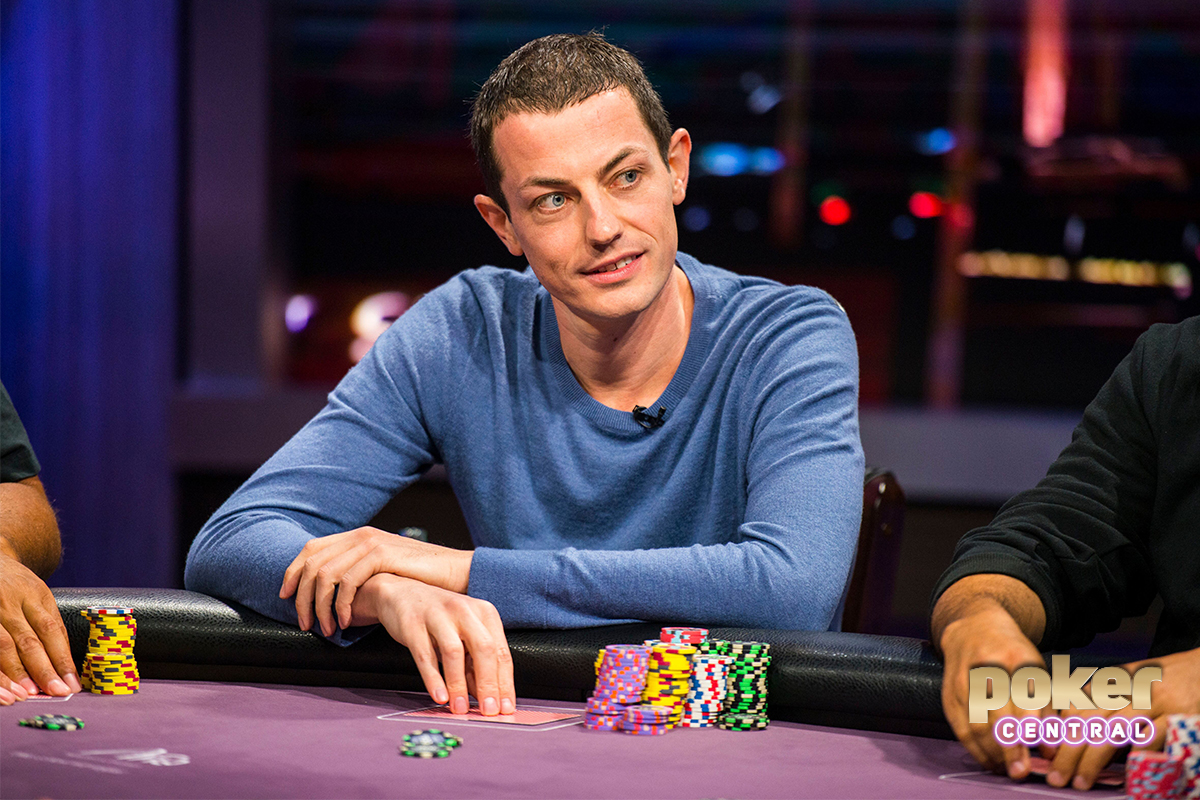 Tom Dwan during Poker After Dark on PokerGO.