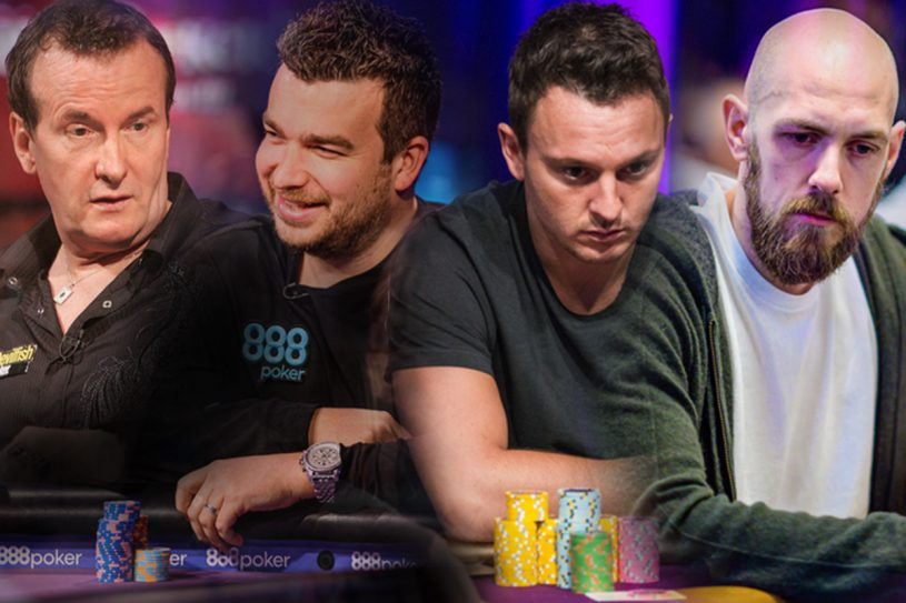 According to Paul Seaton, Dave 'Devilfish' Ulliot, Chris Moorman, Sam Trickett, and Stephen Chidwick are among the greatest British poker players of all time.