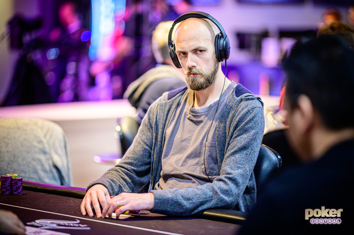 Stephen Chidwick looks for his first British Poker Open title on PokerGO.