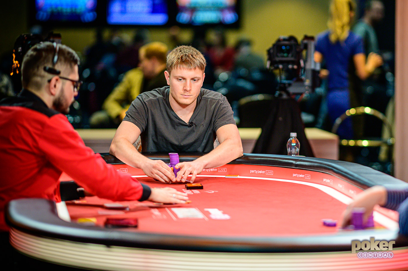 High Roller of the Year leader Sam Soverel fell just short of a British Poker Open title once again!