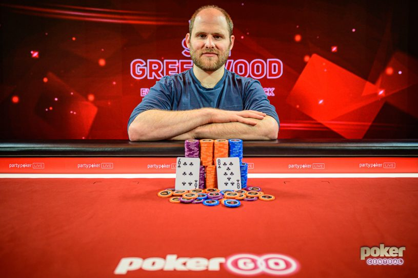 Sam Greenwood ads another win to the Greenwood family poker resume!