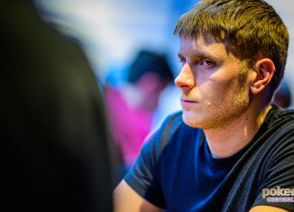 Sam Soverel eyes his first British Poker Open title after two second places.
