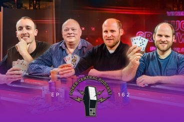 The four winners to date off the British Poker Open all join the podcast!