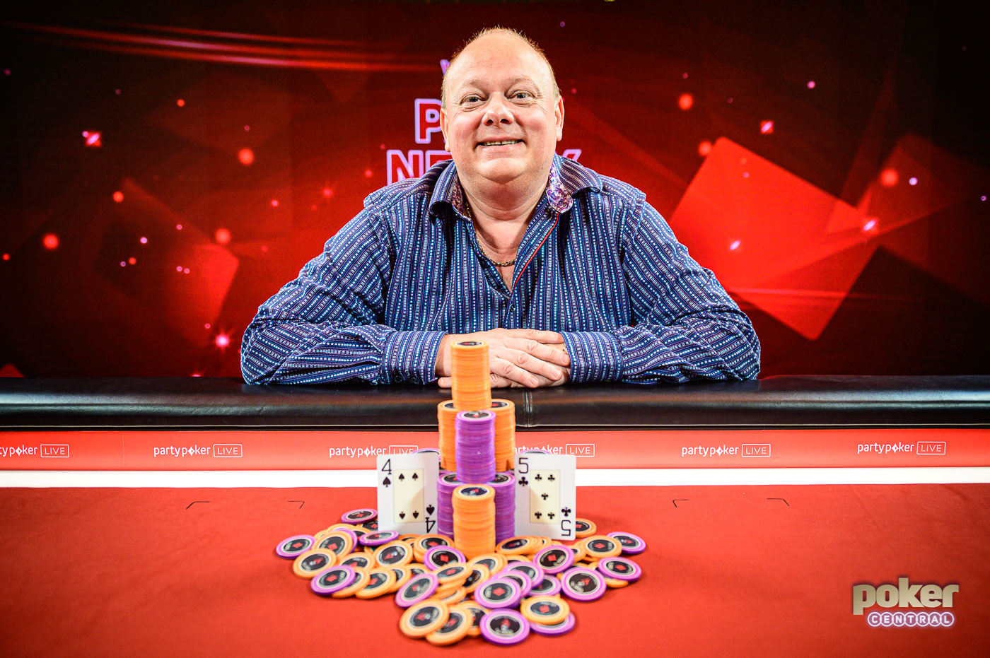 Paul Newey wins British Poker Open Event #3.