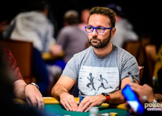 Daniel Negreanu is now an ambassador of GG Poker.