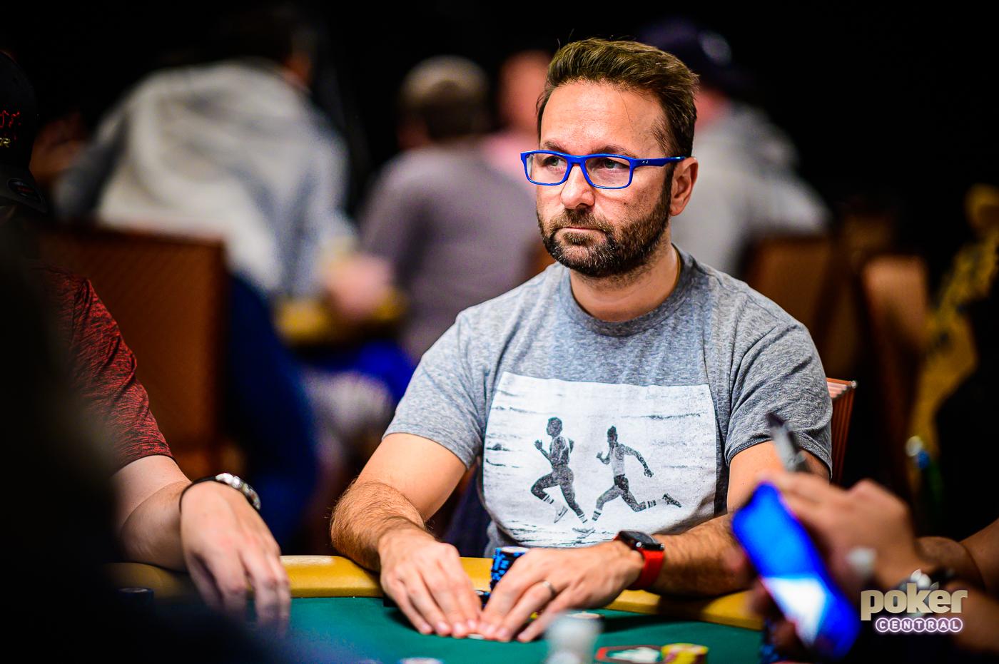 Daniel Negreanu is now an ambassador of GG Poker.