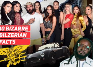 Everything you ever wanted to know about Dan Bilzerian.