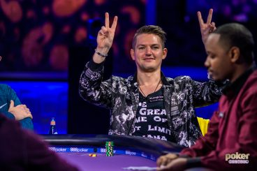 Joey Ingram went all in on the latest edition of the Poker Central Podcast with Brent Hanks.