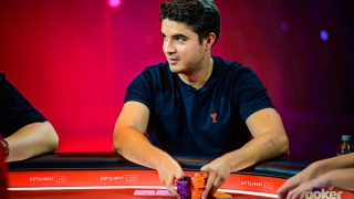 Robert Flink puts himself in strong contention for the British Poker Open title with a second place finish.
