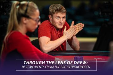 Through the Lens: Best Moments From the British Poker Open
