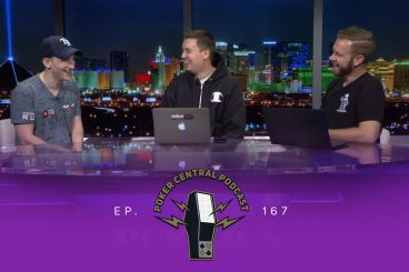 Jason Somerville joins Brent Hanks and Remko Rinkema on the Poker Central Podcast to talk sports betting!