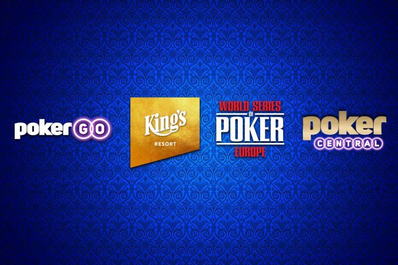 World Series of Poker Europe 2019 streams exclusively on PokerGO.