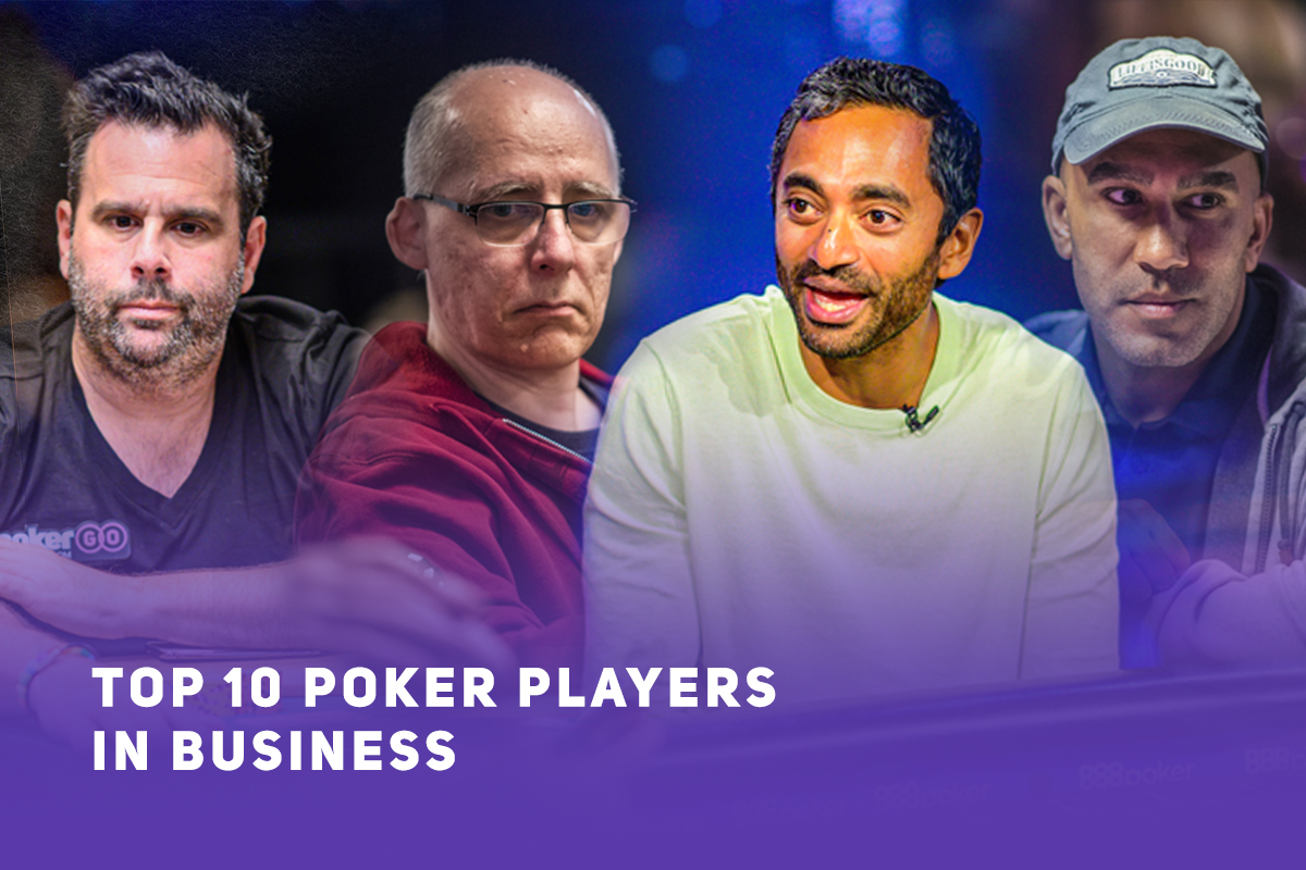 Randall Emmett, Talal Shakerchi, Chamath Palihapitiya, and Bill Perkins are among the best poker players in business.