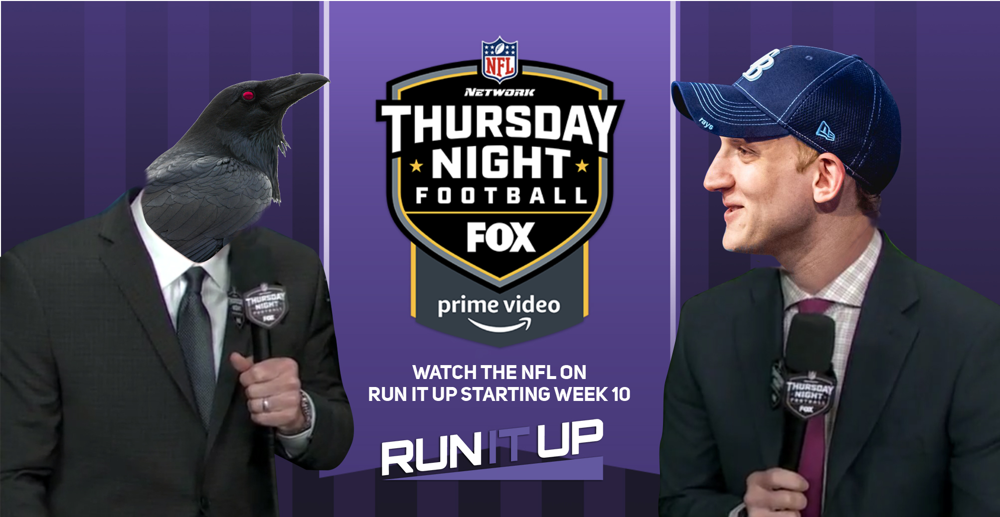 Jason Somerville and Mirko will take control of Thursday Night Football on Twitch this season!