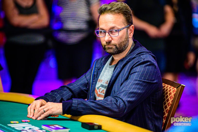 Daniel Negreanu has taken the World Series of Poker Player of the Year lead with only a few events to go in Rozvadov.