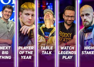 Here are five reasons why you should watch the Poker Masters!