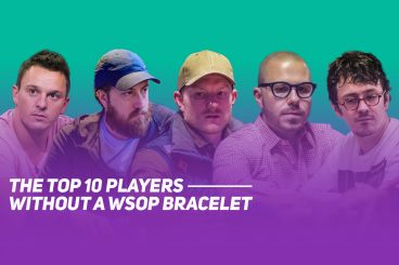 Top 10 Players Without a World Series of Poker Bracelet
