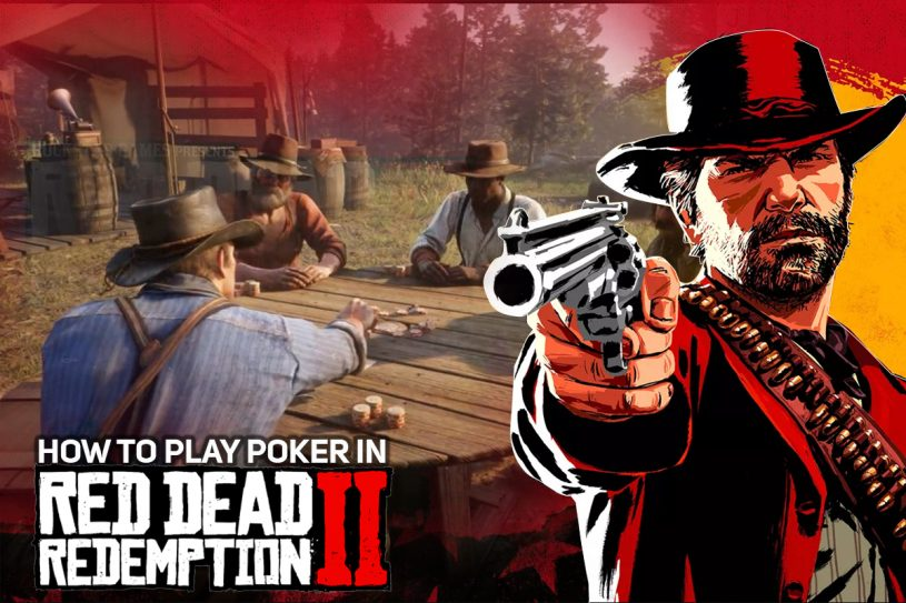 Learning how to player poker on Red Dead Redemption 2 could be very beneficial for your success in the game!