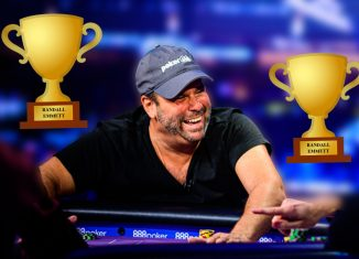"Randall Emmett took down back-to-back ARIA High Rollers he calls ""one of the proudest moments of my life."""