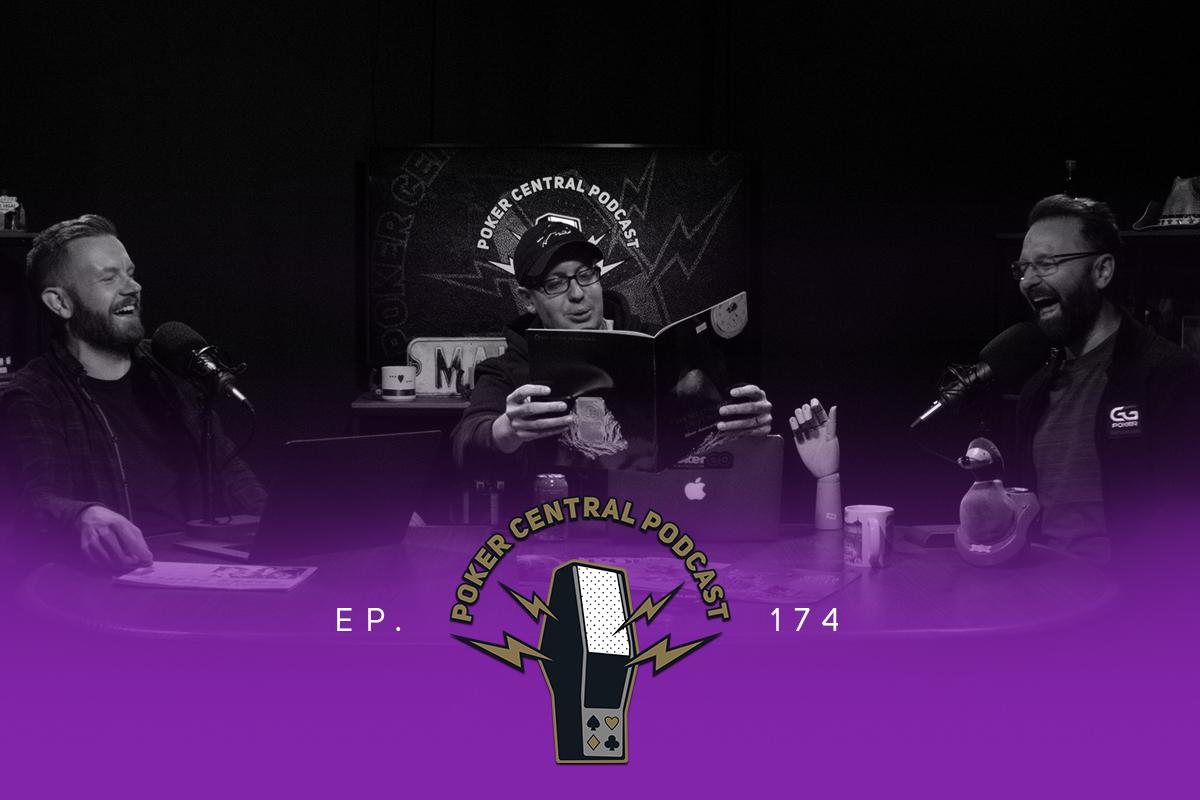 Daniel Negreanu poker central podcast