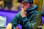 Kahle Burns is battling at the 2019 Poker Masters coming off two bracelet wins at World Series of Poker Europe in Rozvadov.