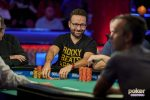 Daniel Negreanu in action during the 2019 World Series of Poker.