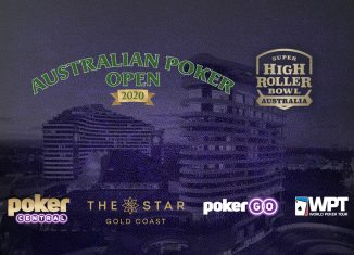 The Australian Poker Open and Super High Roller Bowl Australia are coming to PokerGO!
