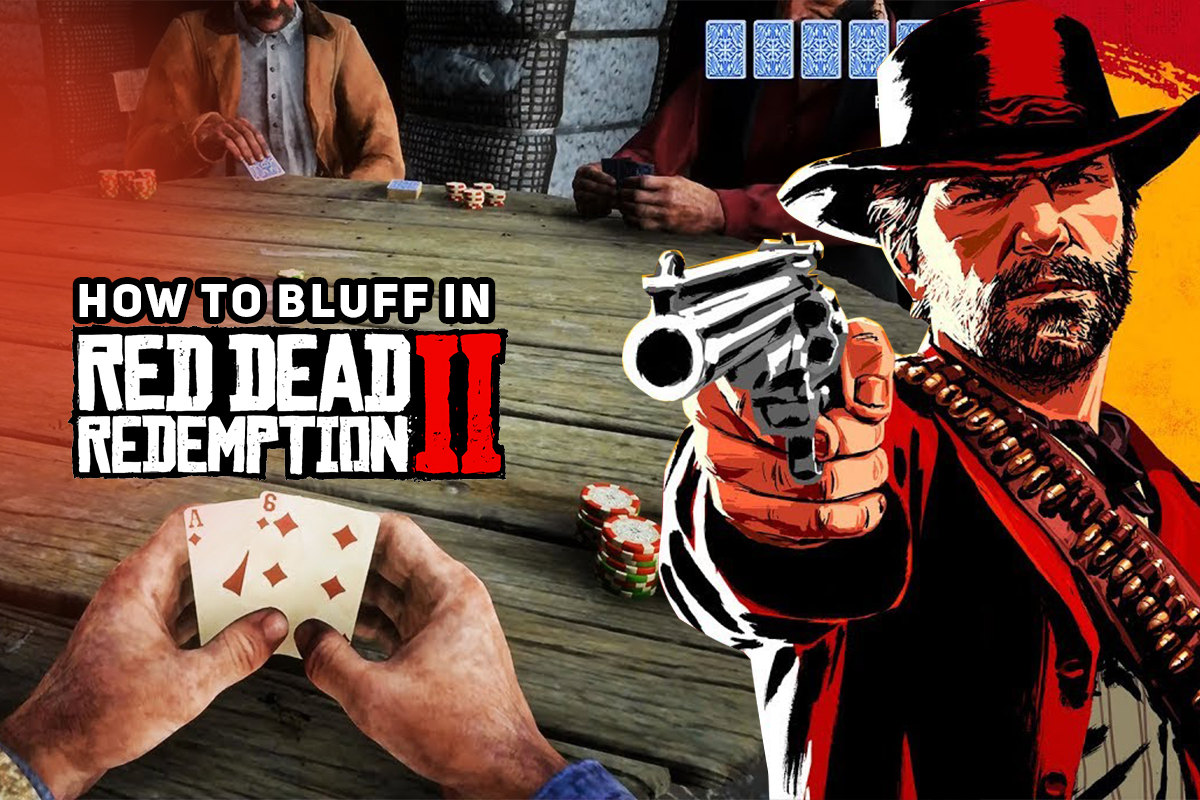 How to bluff in Red Dead Redemption 2 poker is all explained in this article!
