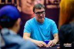 Keith Lehr during an previous partypoker MILLIONS event