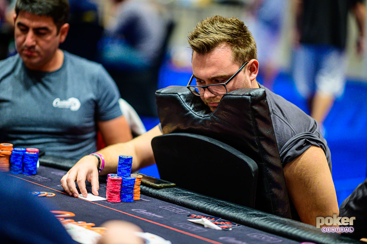 Scott Margereson Crosses 35 Million - Poker Central