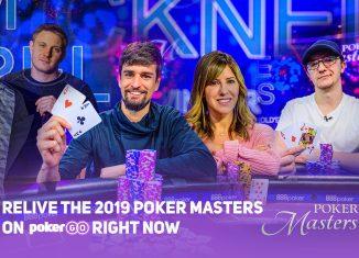 poker masters on pokergo
