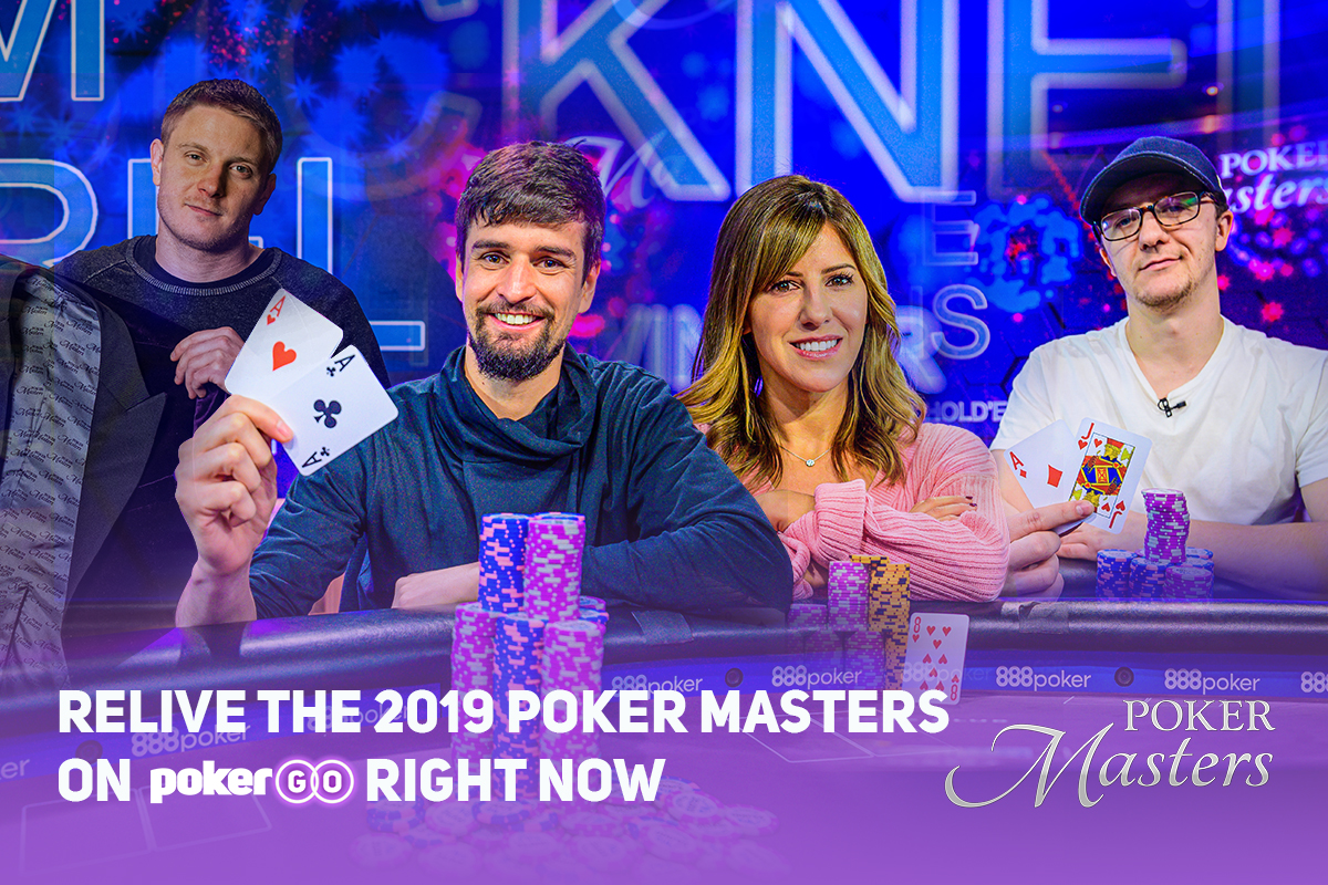 poker masters on pokergo