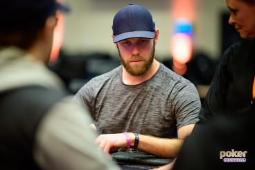 Seth Davies Bags Super High Roller Bowl Bahamas Final Table Chip Lead