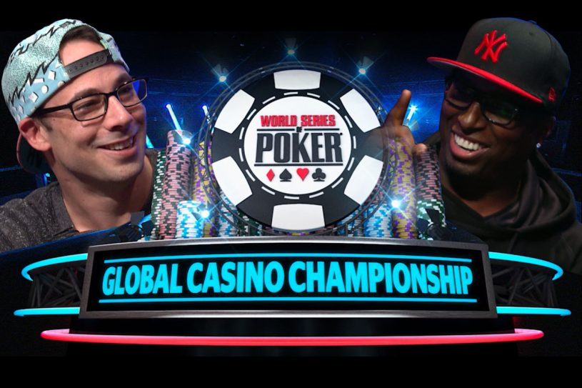 Ryan Eriquezzo goes up against Maurice Hawkins for the Global Casino Championship bracelet on ESPN!