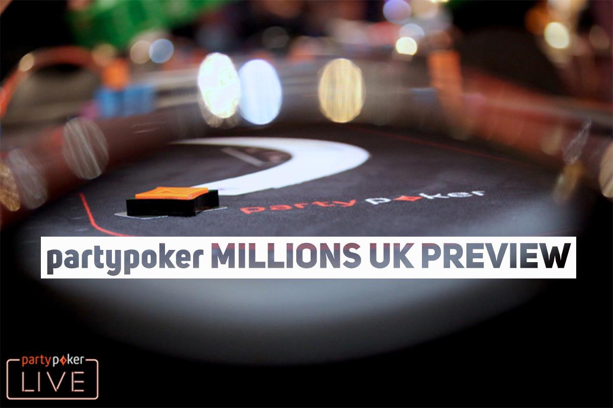 Partypoker millions uk
