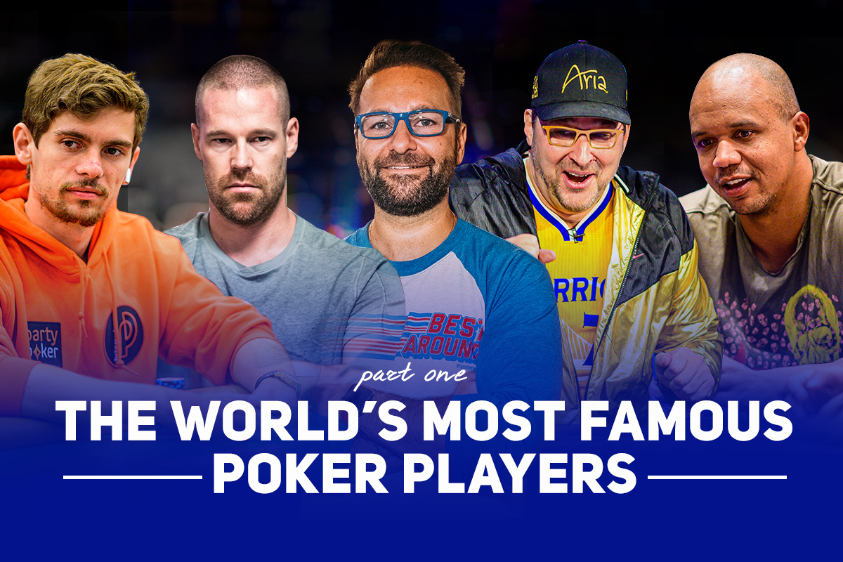 most famous poker players