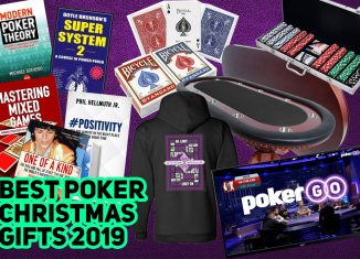 Poker Christmas List