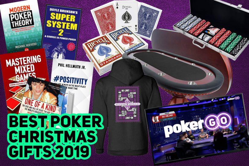 Poker Christmas List