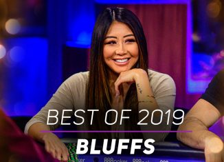 Best poker bluffs 2019