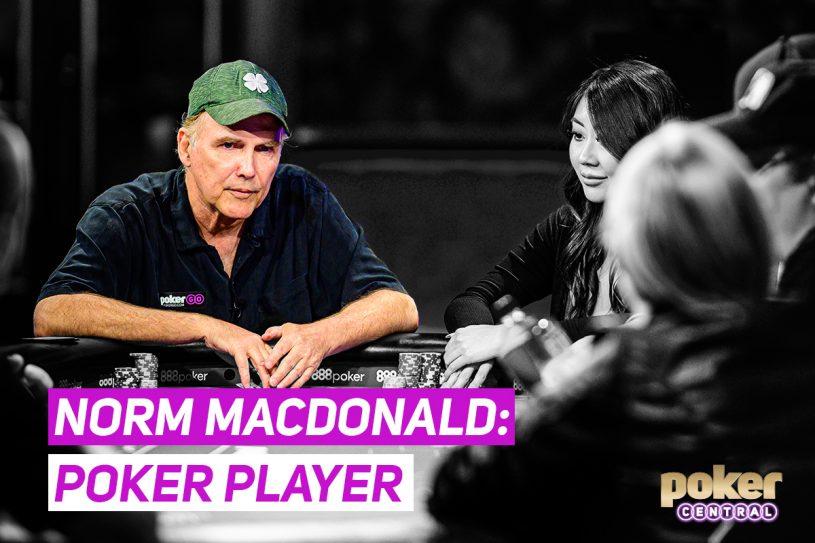 Norm Macdonald poker