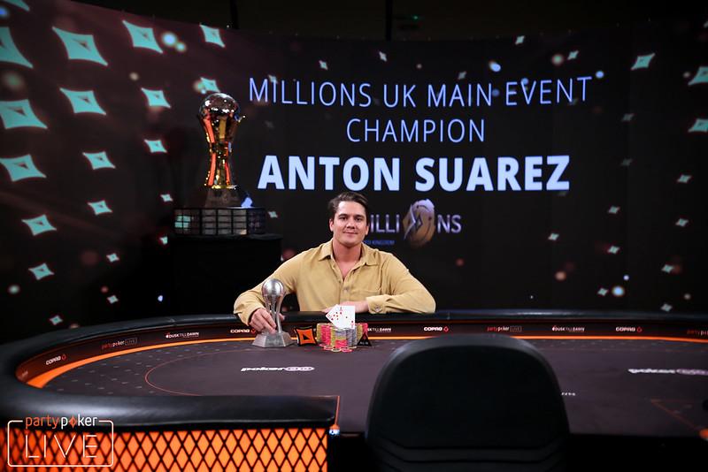 Anton Suarez poker