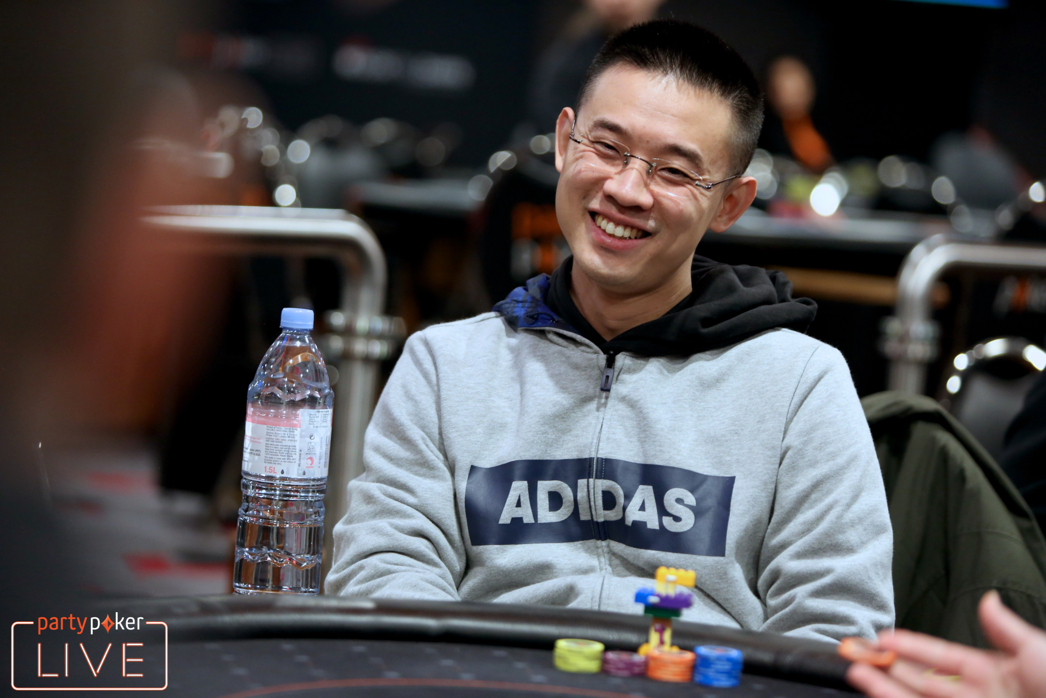 Jiayu Ruan (photo: Mickey May/partypoker)