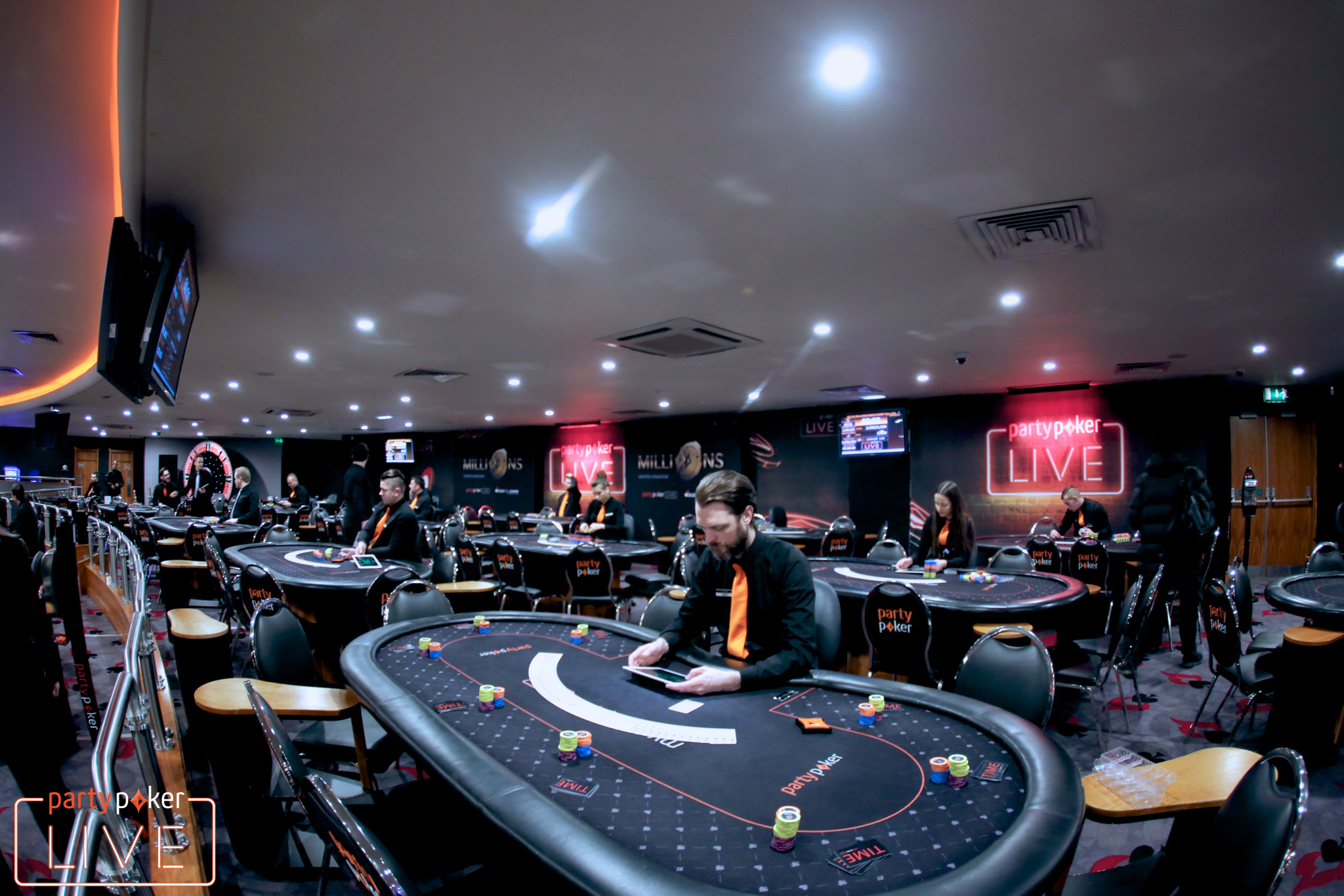 The Dusk Till Dawn Poker Room