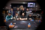 High Roller Finale line-up (photo: Mickey May/partypoker)