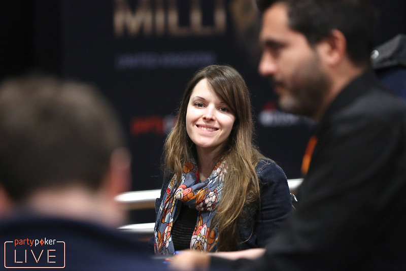 Maria Lampropoulos (photo: Mickey May/partypoker)